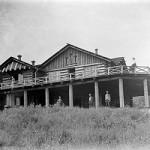 Clarks Lodge, Mt. Tabor, Vermont