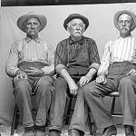 Gib Parker, Horace Hayward, Loren Sheldon