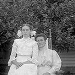 Marion and Rose Wright