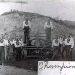 Champion Fire Company with Pumper