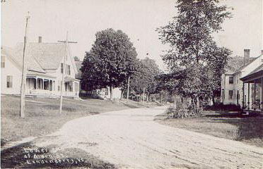 Main Street, Londonderry Village