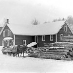 Saw Mill, Londonderry, Vermont.